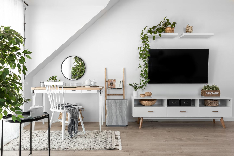 ściana-telewizyjna